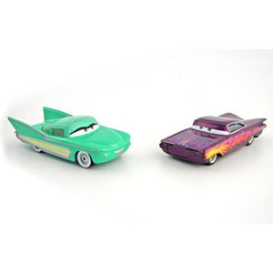Photo of Disney Pixar Cars - Diecast Movie Moments - Flo & Ramone Toy