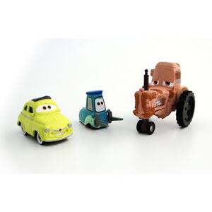 Photo of Disney Pixar Cars - Diecast Movie Moments - Luigi, Guido & Tractor Toy