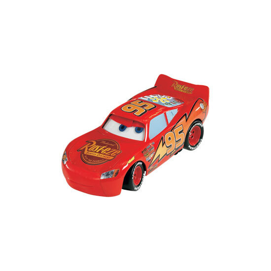 Disney Pixar Cars - Fast Talkin' Lightning McQueen