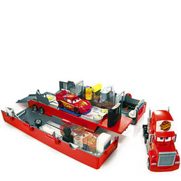 Disney Pixar Cars - Mack Playset Reviews
