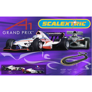 Photo of Scalextric A1 Grand Prix X2 Toy