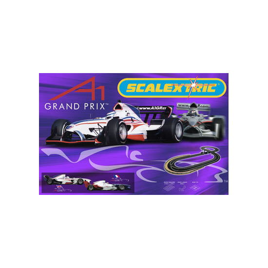 Scalextric A1 Grand Prix X2