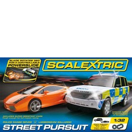 Scalextric Street Pursuit Reviews