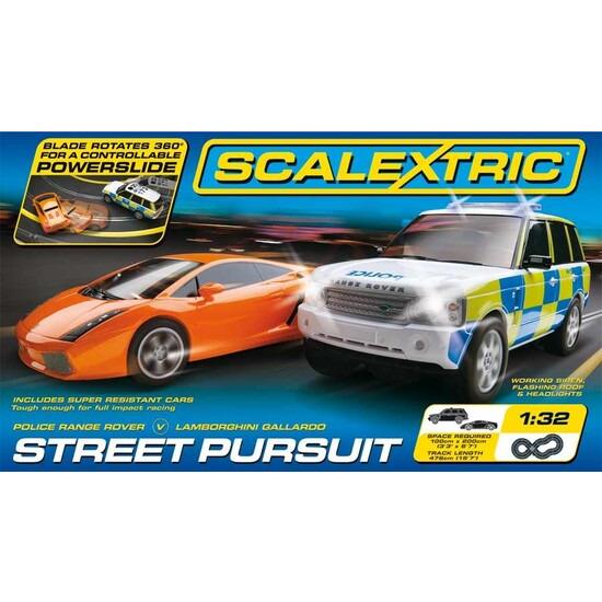 Scalextric Street Pursuit