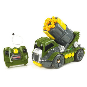 Photo of Tyco Radio Control Rapid Assault Toy