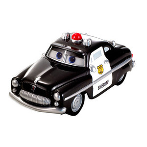 Photo of Disney Pixar Cars - Remote Control Sheriff Toy