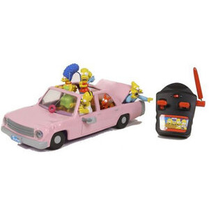 Photo of The Simpsons Radio Control Car Toy