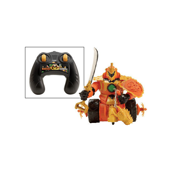 Battle Wheels Warrior - Kagu-Tsuchi