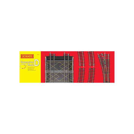 Hornby Track Pack Extension D