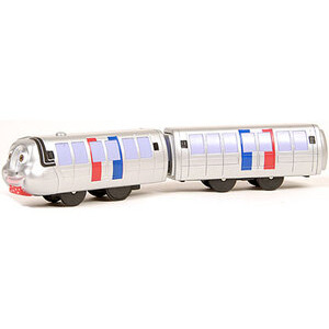 Photo of Underground Ernie - Paris Pull-Back Train Toy