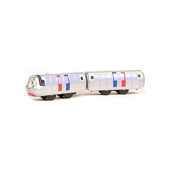 Underground Ernie - Paris Pull-Back Train