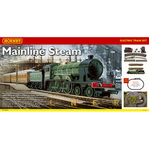 Photo of Hornby Mainline Steam Electric Train Set Toy
