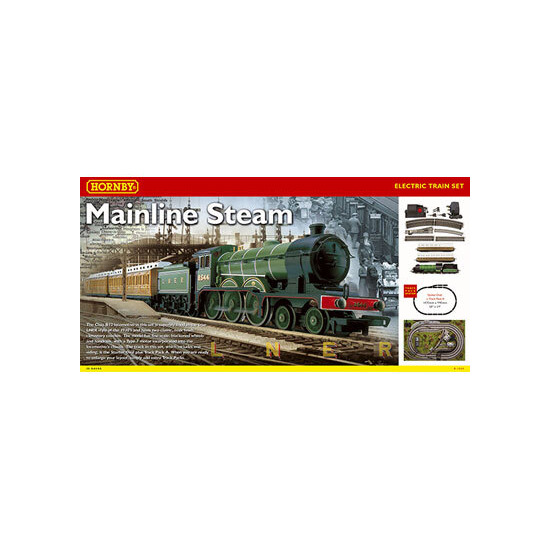 Hornby Mainline Steam Electric Train Set