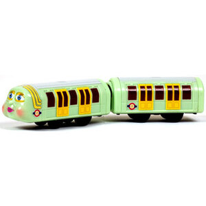 Photo of Underground Ernie - Circle Pull-Back Train Toy
