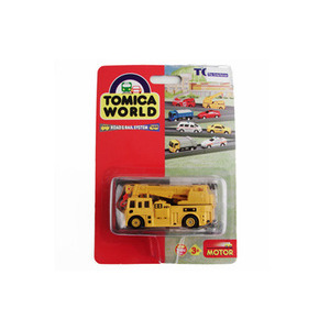 Photo of Tomica World - Crane Truck Toy