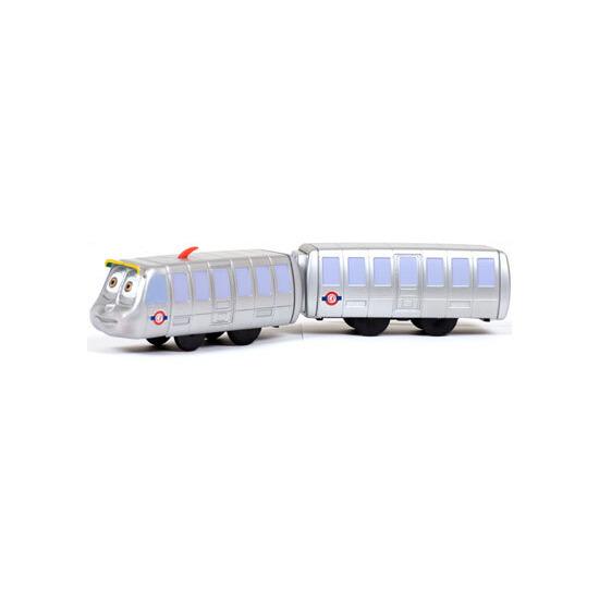 Underground Ernie - Jubilee Pull-Back Train