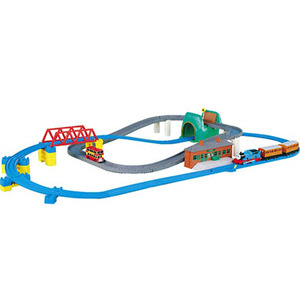 Photo of Thomas Road & Rail - Thomas Big Set Toy