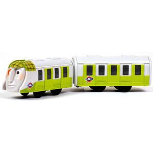 Photo of Underground Ernie - Bakerloo Pull-Back Train Toy