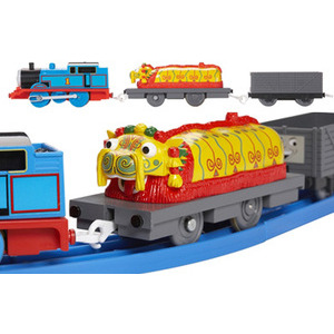 Photo of Thomas Road & Rail - Thomas & The Chinese Dragon (With DVD) Toy