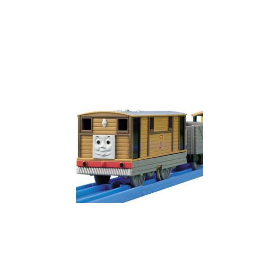 Thomas Road & Rail - Toby