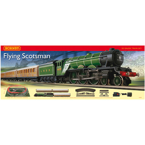 Photo of Hornby Flying Scotsman Trainset Toy