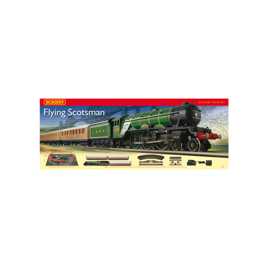 Hornby Flying Scotsman Trainset