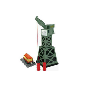 Photo of Take Along Thomas & Friends - Cranky The Crane Toy