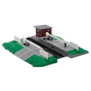 Photo of Hornby Automatic Level Crossing Toy
