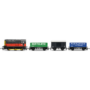 Photo of Hornby BR Diesel Freight Pack Toy