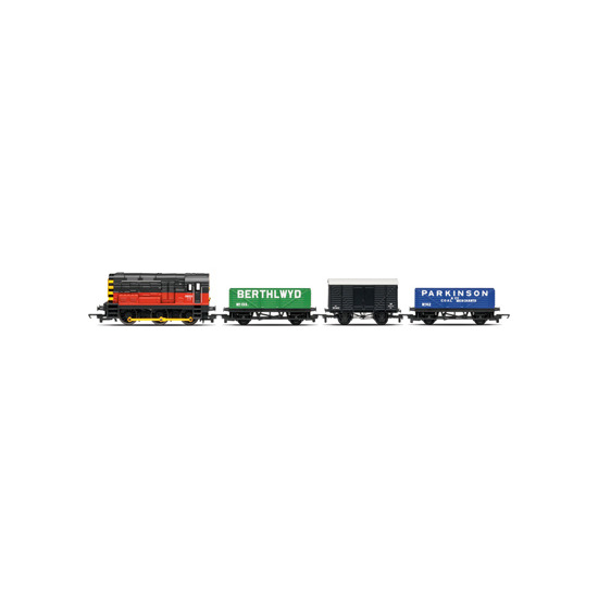 Hornby BR Diesel Freight Pack