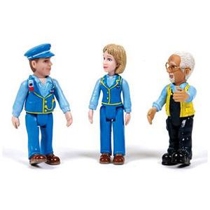 Photo of Underground Ernie - Ernie, Millie & MR Rail Figures Toy