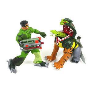 Photo of Action Man ATOM - Hybridon Attack Vs Axel Toy