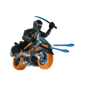 Photo of Action Man ATOM - Nitrobike XT7 With Axel Figure Toy