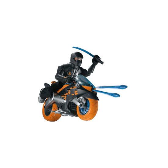 Action Man ATOM - Nitrobike XT7 with Axel Figure