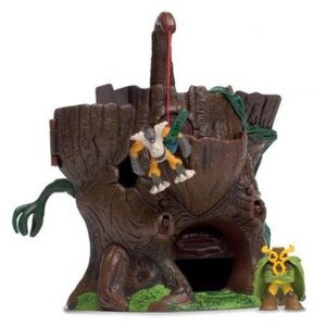 Photo of Gormiti - Forest Refuge Playset Toy