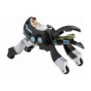Photo of Ben's Alien Cruiser / XLR8 Kinetic Bounder Toy