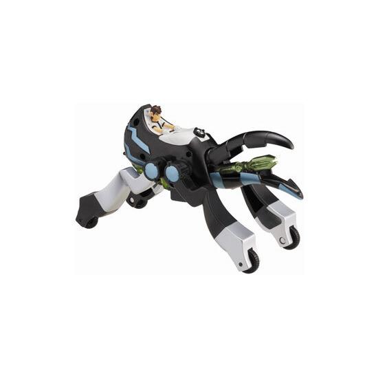 Ben's Alien Cruiser / XLR8 Kinetic Bounder