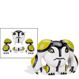 Ben 10 - 20cm Cannonbolt Metamorfigure Reviews