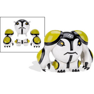 Photo of Ben 10 - 20CM Cannonbolt Metamorfigure Toy