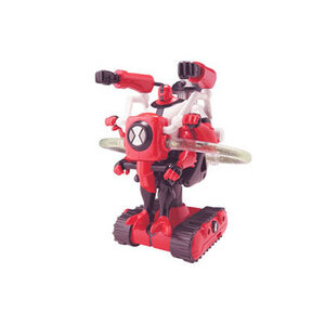 Photo of Ben 10 - Alien Ships - Fourarms Tetratanker Toy