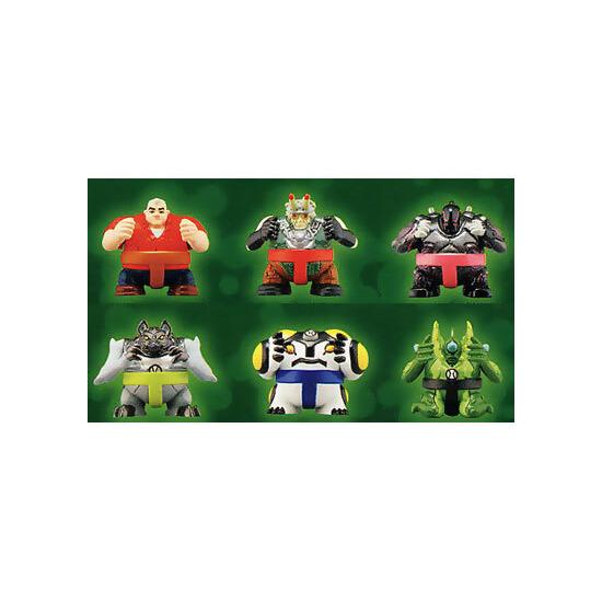 Ben 10 - Sumo Slammers Series 3
