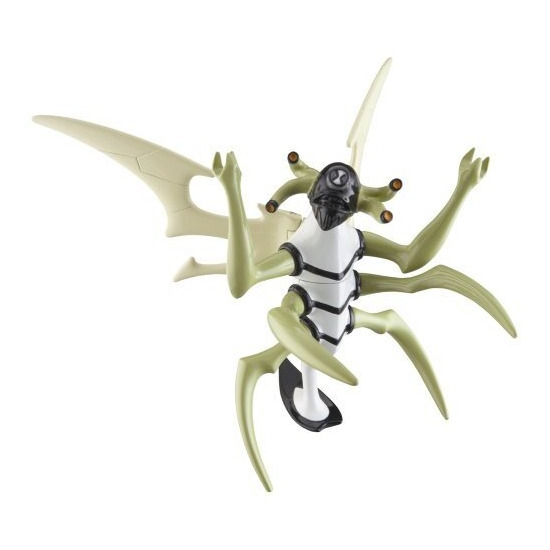Ben 10 - 10cm Stinkfly Battle Figure