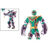 Photo of 12.5CM Green Legendary Battlized Power Ranger Figure Toy