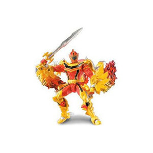Photo of Power Rangers Mystic Force - Red Fury Dragon Morphin Figure Toy