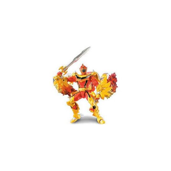 Power Rangers Mystic Force - Red Fury Dragon Morphin Figure