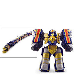 Power Rangers Mystic Force - Deluxe Solar Streak Megazord Reviews