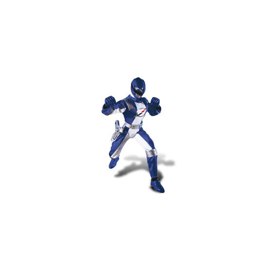 Mega Talking Blue Power Ranger