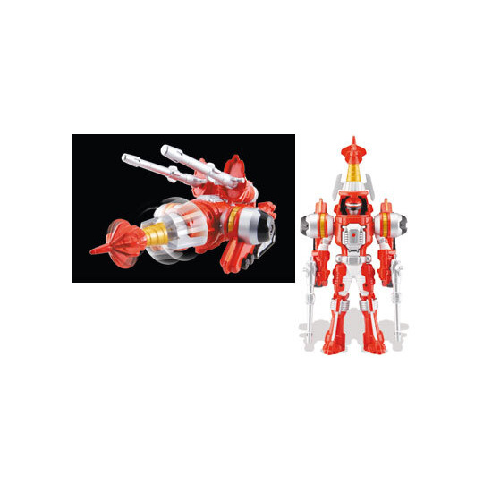 Turbo Drill Red Power Ranger