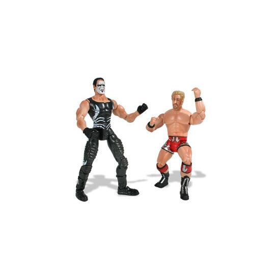 TNA Lockdown - Sting vs. Jeff Jarrett