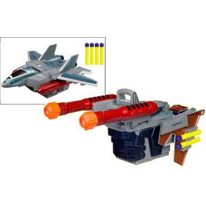 Photo of Transformers Starscream Barrel Roll Blaster Toy